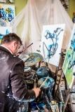 Franck Marco Artiste ©Sophie Stalnikiewicz