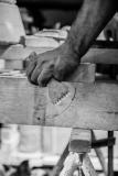 Guillaume Vandermarlière Sculpteur ©Sophie Stalnikiewicz