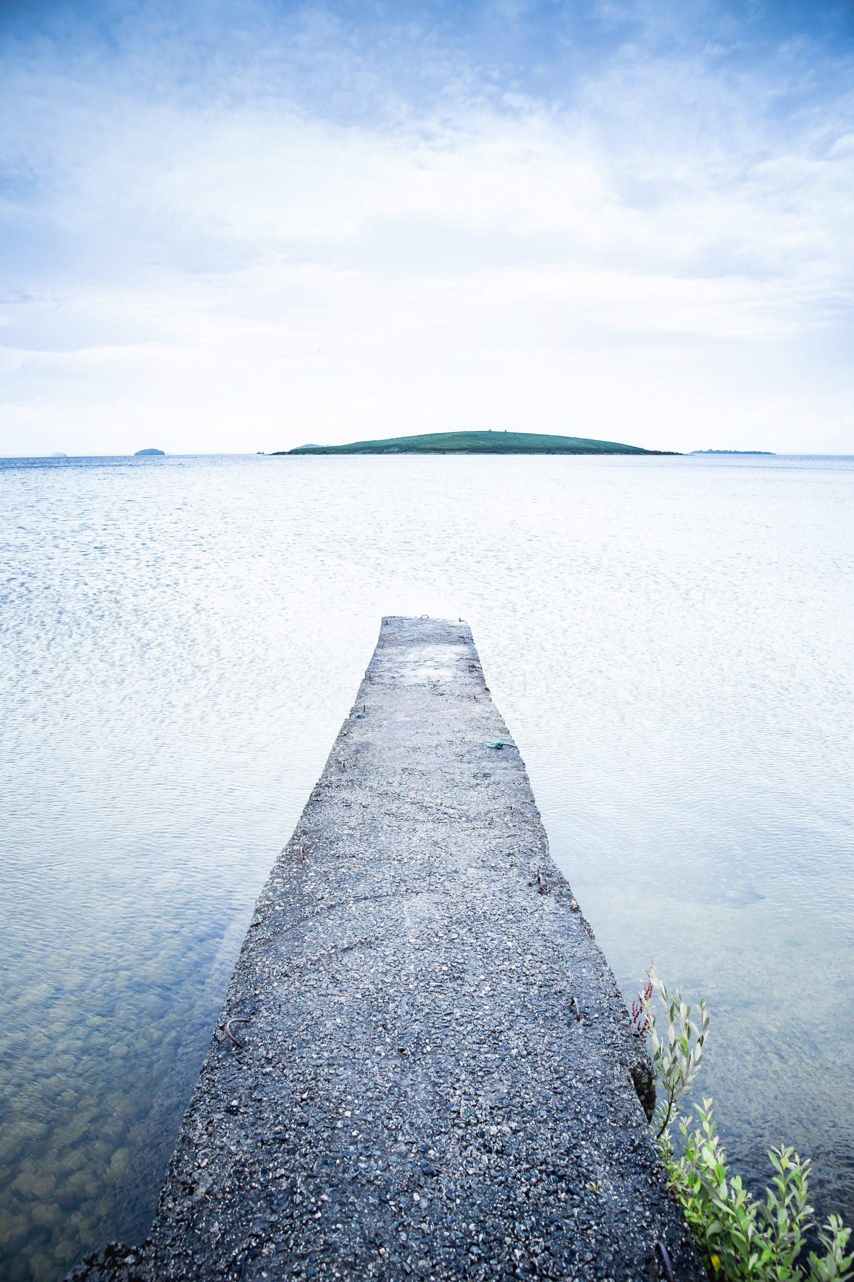 Photo du Lac du Connemara Irlande